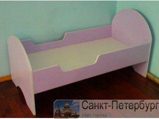 Односпальная детская кроватка 3 . Санкт-Петербург 24