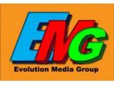 Логотип Evolution Media Group