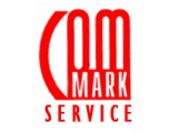 Логотип Коммарк Сервис