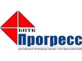 Логотип БПТК Прогресс
