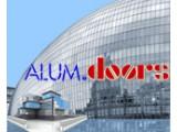 Логотип Alum.Doors, ООО