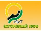 "Логотип Загородный клуб ""Аут"""