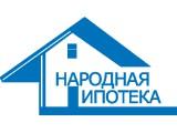 """Логотип КПК """"Народная ипотека"""""""