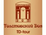 "Логотип ООО ""Турагентство ""Толстовский дом"""
