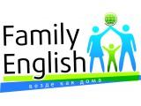 Логотип Family English