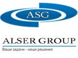 Логотип ALSER GROUP