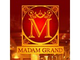 Логотип Beauty Palace MADAM GRAND / Мадам Гранд