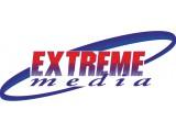Логотип EXTREME MEDIA - ЭКСТРИМ МЕДИА