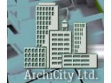 Логотип АрхиСити, ООО