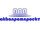 "Логотип Группа компаний ""АкваПромПроек"""