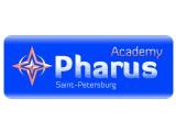 """Логотип Академия """"Pharus"""", ООО"""