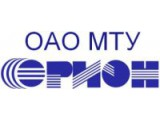 "Логотип ОАО МТУ ""Орион"""