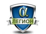 Логотип Альфа Легион, ООО