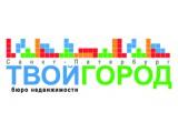 Логотип Твой Город. Бюро недвижимости