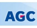 Логотип AGC Glass Russia