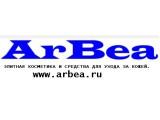 Логотип ArBea.ru - интернет-магазин дорогой косметики и средств для ухода за кожей