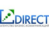 Логотип Агентство бизнес-коммуникаций DIRECT