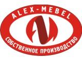Логотип Алекс Мебель
