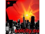 Логотип SolCity Soviet