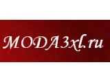 Логотип MODA3xl