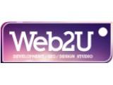 Логотип Web2U, ООО