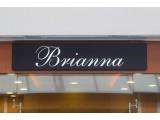 Логотип Brianna - магазин итальянской одежды