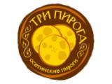 Логотип 3-Пирога, ООО