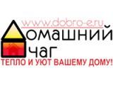 Логотип Домашний Очаг (биокамины, биотопливо) dobro-e.ru