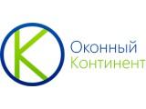 Логотип Оконный Континент, ООО