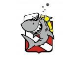 Логотип Дайв-клуб Мегалодон