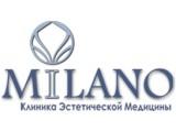 Логотип Клиника эстетической медицины «Милано»