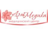 "Логотип Медицинский центр ""АртМедика"", ООО"