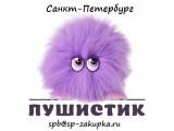 Логотип СП Пушистик - Санкт-Петербург