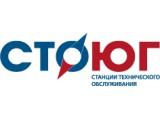 Логотип Сто-юг