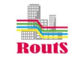 Логотип Роутс, ООО
