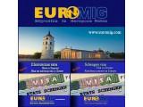 Логотип euromig