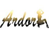 Логотип Ardor модельное агентство.