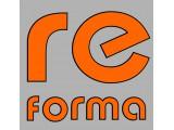"""Логотип БЦ """"Reforma"""""""