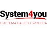 Логотип System4you, ООО