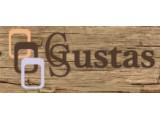 """Логотип Мебельное производство """"GUSTAS"""""""