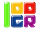 Логотип 100 игр, ООО