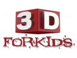 Логотип 3D for Kids