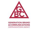 Логотип GENERATION BRAND & COMMUNICATIONS