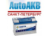 Логотип АвтоАКБ СПб, ООО