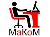 Логотип МаКоM мебель