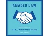 """Логотип Amadeo ООО """"Амадео"""""""