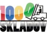 Логотип 1000 складов