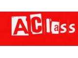 Логотип AClass