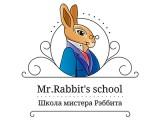 Логотип Школа Мистера Рэббита