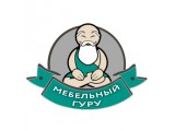 "Логотип ""Мебельный Гуру"" - интернет магазин"
